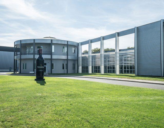 Centre Vinicole Mouton Cadet Saint Laurent Pauilllac Bordeaux France