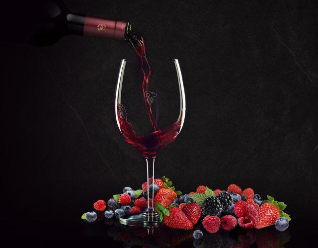 Style Mouton Cadet rouge red wine Bordeaux France